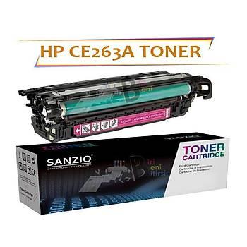 Hp Color LaserJet Ce263A Muadil Toner 648A CP4025 CP4525 CP4540