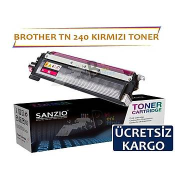 For Brother Tn 240 M Muadil Toner 3040/3070/9120
