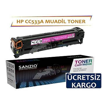 Hp CC533A Muadil Toner CM2320 CP2025 CP2020