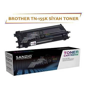 For Brother Tn155K Siyah Muadil Toner 9040/4040