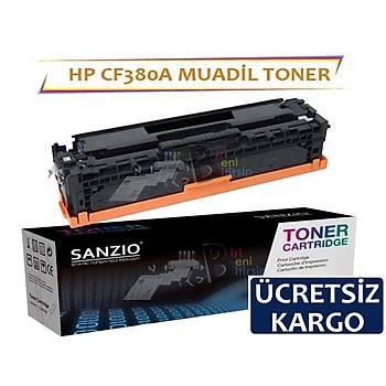 HP CF380A muadil toner siyah 312A MFP M476