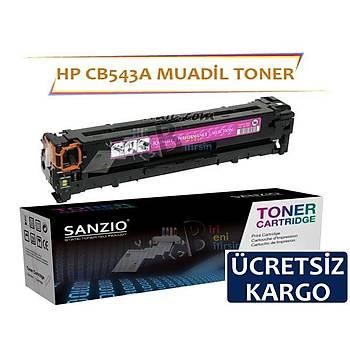 Hp LaserJet Pro 200 CB543A Muadil Toner CM1312NF, CM1312MFP, CP1215, CP1515N, CP1518N, M251, M276MFP