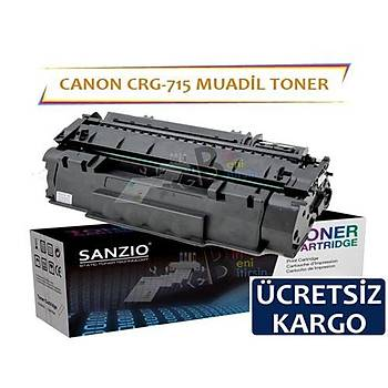 Canon Crg-715 Muadil Toner LBP 3310 3370