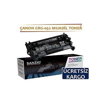 Canon CRG-052 Muadil Toner 3100 syf i-SENSYS LBP212dw LBP-