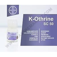 Bayer K-othrine SC 50 Örümcek Ýlacý