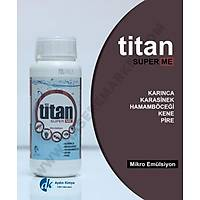 Titan Süper ME Kokulu Pire İlacı