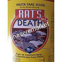 Rat's Death Pasta Laðým Faresi Yemleri (Rats)