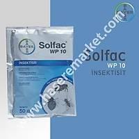 Bayer Solfac WP 10 Tüm Haþereler Ýçin Toz Böcek  Ýlacý