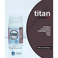 Titan Süper ME Kokulu Sivrisinek Ýlacý