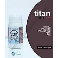 Titan Süper ME Kokulu Gümüþcün  Ýlacý