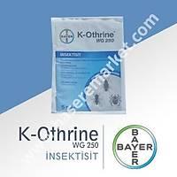 Bayer K-Othrine WG 250 Tüm Haþereler Ýçin Böcek  Ýlacý