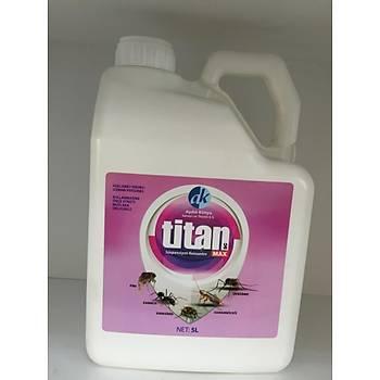 (5 Litre) Titan Max SC Böcek Öldürücü