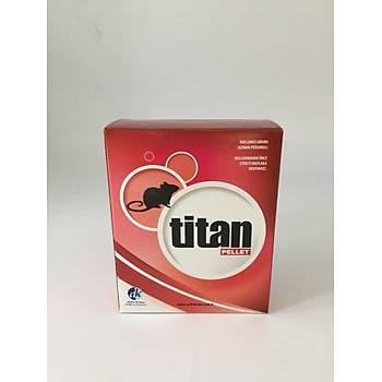 Titan Pellet Fare Zehiri 80 G
