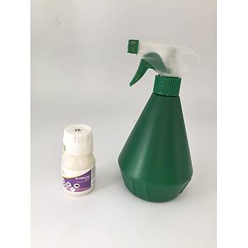 50 ml Bayer K-othrine SC 50 Kokusuz Genel Amaçlý Haþere Öldürücü + 500 ml Küçük El Tipi Pompa