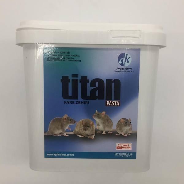 Titan Pasta Fare Zehiri