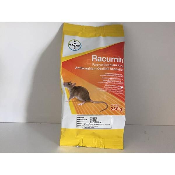 Bayer Racumin  Ev - Fýndýk ve Tarla Faresi Zehirleri