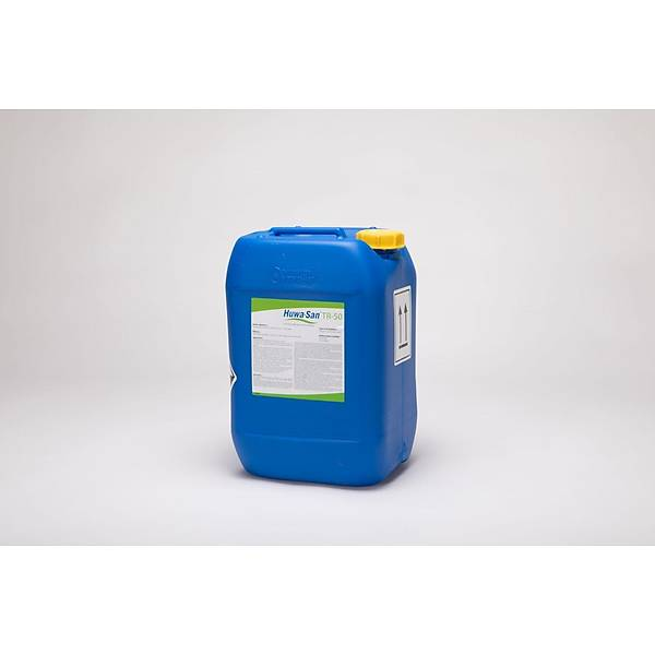 (5 Litre) Huwasan TR 50 Profesyonel Dezenfektan (Mikrop, Bakteri Virüs, Mantar, Küf)