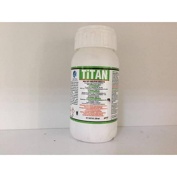 (250 ml) Titan EC Kokulu Haþere Öldürücü[Rutubet Böceði Ve Benzeri Böcekler Ýçin Tavsiye Edilir]