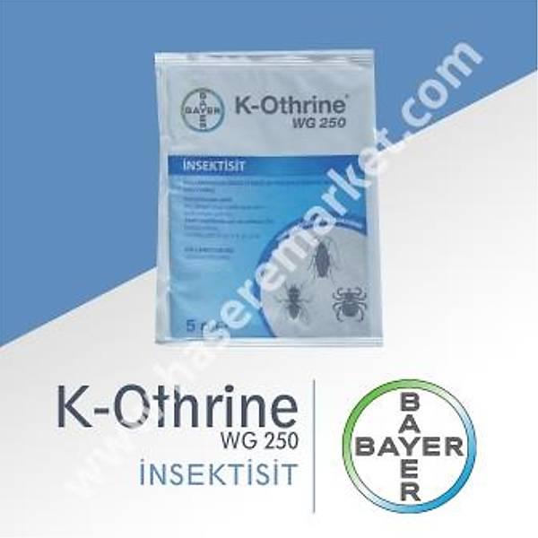 Bayer K-Othrine WG 250 GENEL HAÞERE ÖLDÜRÜCÜ