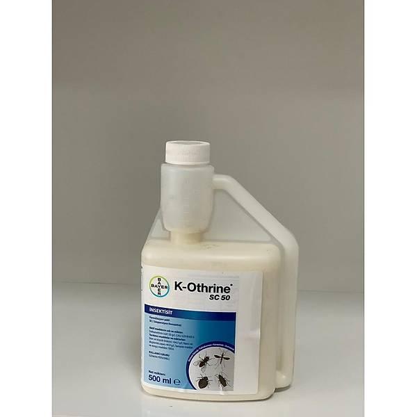 (500 ml) Bayer K-othrine SC 50 Kokusuz Genel Amaçlý Haþere Öldürücü