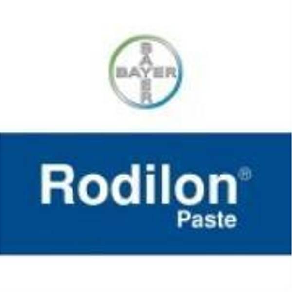 (5.Kg) Bayer Rodilon Pasta Fare Zehirleri [Tarla Faresi & Laðým Faresi & Ev Fareleri Ýçin Tavsiye Edilir]