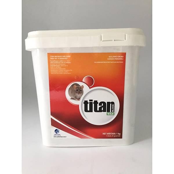 Titan Wax Block Fare Yemi 1 KG