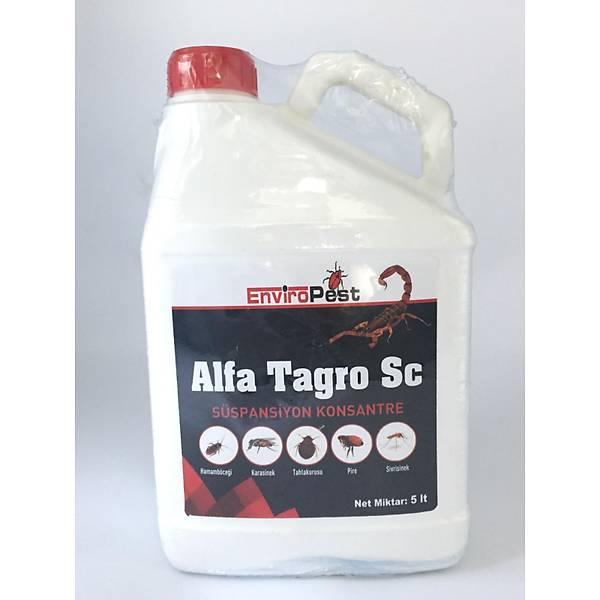 Alfa Tagro Sc Genel Haþere Öldürücü 5 Litre