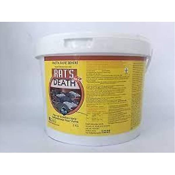 5 KG Rats Death Ev_Fýndýk Faresi Yemleri (Rats)