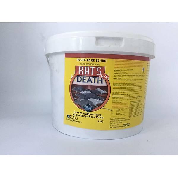 Rat's Death Pasta Fare Zehiri 5 KG
