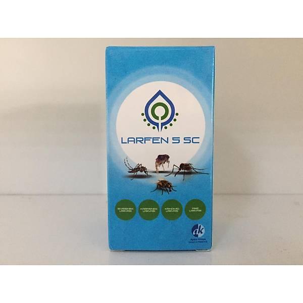 LARFEN 5 SC Larva Öldürücü  [Sinek & Sivrisinek & Pire & Larva Ýle Üreyen Tüm Haþereler Ýçin Etkin]