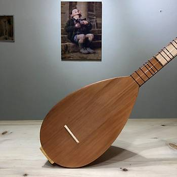 Uzun Sap Oyma Dut Cura Baðlama
