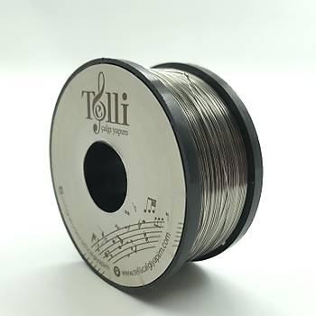 Paslanmaz Çelik 200 gr 0.30 Makara Eko Baðlama Teli