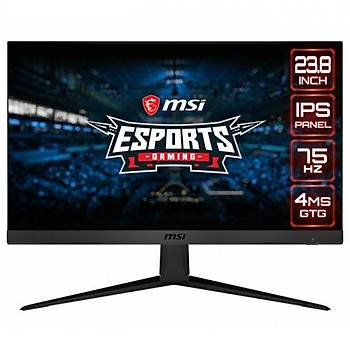 """Msi 23.8"""" G241V 4ms 75Hz FreeSync IPS Full HD Gaming Monitör"""
