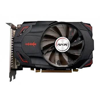 Afox Radeon Afrx550-4096D5H4-V4 Rx550 4Gb Gddr5 Vga 128Bit Dvý Hdmý Dp Atx Single Fan Ekran Kartý