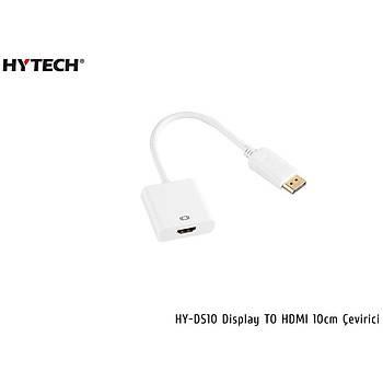 Hytech HY-DS10 Display TO HDMI 10cm Çevirici