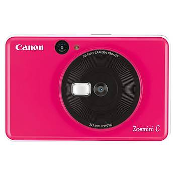 Canon Zoemini C Pembe Dijital Fotoðraf Makinesi