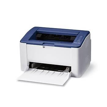 Xerox 3020V_BI Phaser Wi-Fi Mono Lazer Yazýcý + 1 Adet Toner Hediye