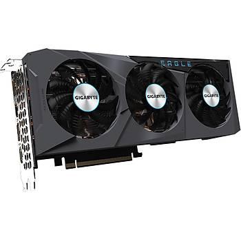 Gigabyte GeForce RTX3070Ti EAGLE OC 8GB GDDR6X 256 Bit GV-N307TEAGLE-8GD Gaming Ekran Kartý