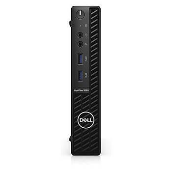 Dell OptiPlex 3080 MFF N006O3080MFF_W Core i3-10100T 4GB Ram 128GB Win10Pro Masaüstü Bilgisayar