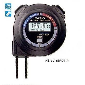 Casio HS-3V-1RDT Kronometre