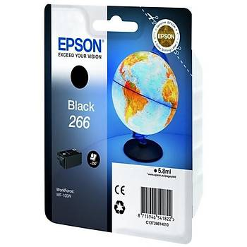 Epson 266 Black Siyah Mürekkep Kartuþ T26614010