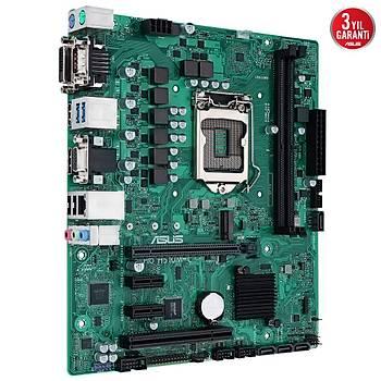 Asus Pro H510M-C-CSM 11.Nesil Ddr4 64GB Soket LGA1200 M.2 Vga Hdmi Dp Dvi Matx Anakart