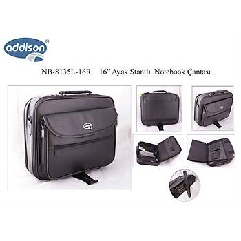 Addison NB-8135L-16R Ayaklý Standlý Notebook Çantasý