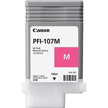 Canon PFI-107M Magenta Kýrmýzý Plotter Kartuþ IPF770-775