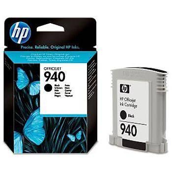 HP 940 Black Siyah Kartuþ C4902A
