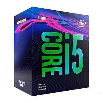 Intel Ý5 9400F 2.9Ghz 9Mb Önbellek 9.Nesil 1151P Intel Ýþlemci Kutulu Box