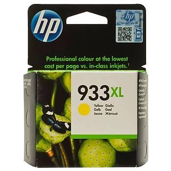 HP 933XL Yellow Sarý Yüksek Kapasite Kartuþ CN056AE