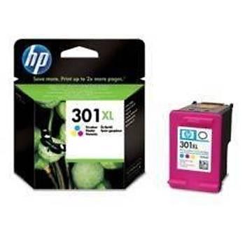 HP 301XL Color Renkli Yüksek Kapasite Kartuþ CH564EE