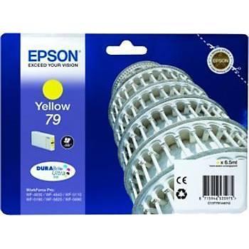 Epson WP5110-5190 Yellow Sarý Mürekkep Katuþ T79144010
