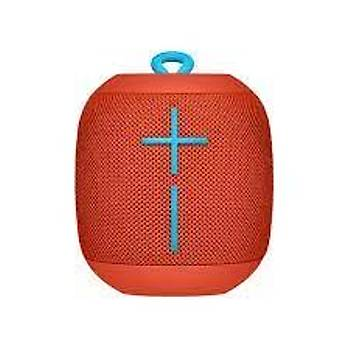 Logitech 984-000853 Ultimate Ear Wonderboom Red Portable Bluetooth Hoparlör